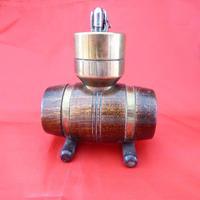 Vintage Barrel Shaped Lighter (3 of 3)