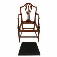 Set of Eight Hepplewhite Chairs (4 of 9)