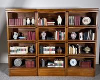 Three Stacking Bookcases In Light Oak Composed 4 Element-20th Century-france (2 of 11)