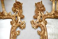 Pair of Antique French Giltwood Mirrors (3 of 14)