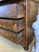18th Century Burr Walnut Commode (8 of 9)