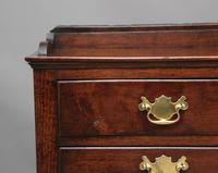18th Century oak potboard dresser (7 of 10)
