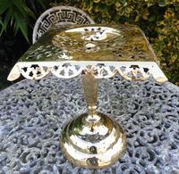 Ornate Brass Trivit 1850 (13 of 13)