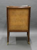 Georgian Mahogany Bergere Chair (7 of 7)