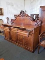 Victorian 4 Drawer Sideboard (4 of 5)
