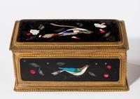 Late 19th Century Italian Pietra Dura Casket (3 of 5)