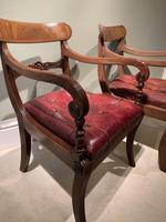 Simply Incredible Set of 14 Regency Dining Chairs c.1820 (2 of 6)