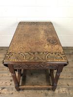 Early 20th Century Oak Gateleg Table (8 of 12)