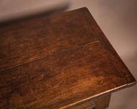 17th Century Oak Side Table (6 of 11)