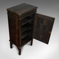 Vintage Ship's Cabinet, Rare, Asian, Coromandel, Decorative Maritime Cupboard (7 of 11)
