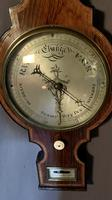 Fine Quality 18th Century Barometer / Thermometer (8 of 12)