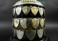 Silver Plated Derby Wednesday Football Challenge Cup (11 of 16)