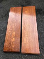 Antique Golden Oak Wind Out Extending Dining Table (3 of 11)