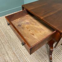 Beautiful Victorian Mahogany Antique Sofa Table (6 of 8)