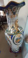 Large Oriental Vase (6 of 8)