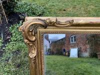 Large Gilt Landscape Mirror (3 of 6)