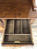 Large 20th Century Georgian Style Oak Dresser (4 of 12)