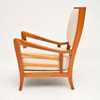 1950's Pair of Italian Vintage Armchairs (4 of 12)