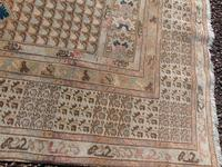Antique turkish panderma prayer rug (4 of 6)
