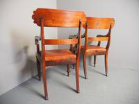 Pair of George IV Mahogany Armchairs (7 of 9)