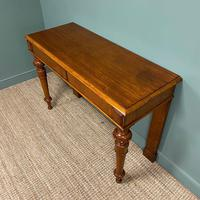 Stunning Victorian Oak Antique Console Table (3 of 7)