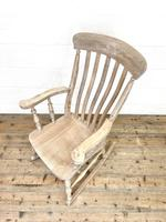 Late 19th Century Rocking Chair (2 of 8)