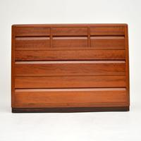 Art Deco Mahogany Chest of Drawers by Betty Joel (6 of 13)