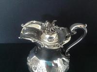 Rare Paul Storr Antique Silver Lidded Milk Jug - 1835 (2 of 11)