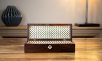 William IV Rosewood Desk Box 1830 (2 of 8)