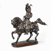 Italian Bronze Equestrian Sculpture of Emanuele Filiberto, Duke of Savoia, by Baron Carlo Marochetti (13 of 17)