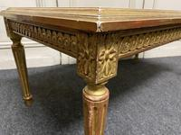 French Gilt Bijouterie Cabinet Coffee Table (10 of 15)