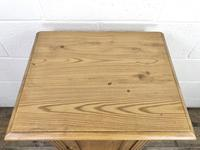 Antique Pine Bedside Cupboard (4 of 8)