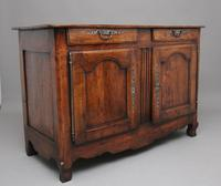 Early 19th Century French Cherry Wood Dresser