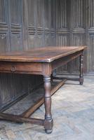 French Oak Kitchen Farmhouse Table (6 of 9)