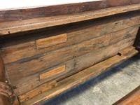 Very Early Oak Farmhouse Refectory Dining Table (29 of 31)