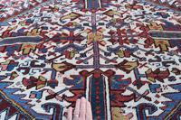 Old Heriz Roomsize Carpet 326x219cm (6 of 9)