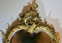Superb 19th Century Gilt Frame Wall Mirror (2 of 4)
