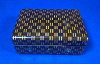 Victorian Swiss 4 Air Music Box (7 of 14)