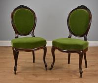 Pair of Continental Carved Chairs (2 of 13)