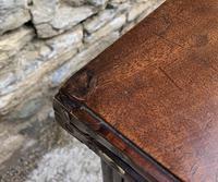 Antique Georgian Mahogany Fold Over Tea Table (13 of 27)