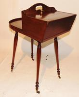Georgian Mahogany Butler's Table (2 of 6)
