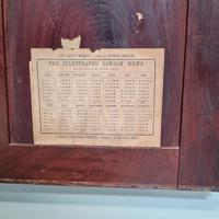 Quality Georgian Mahogany Estate Cupboard c.1800 (6 of 8)
