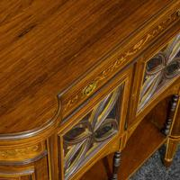 Victorian Rosewood Side Cabinet (9 of 17)