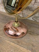 Bronze Table Top Mirror c.1930 (3 of 5)