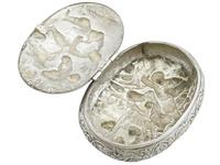 Dutch Silver Tobacco Box - Antique Circa 1690 (6 of 12)