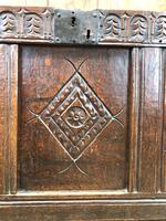18th Century Oak Blanket Box (9 of 14)