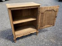 French Bleached Oak Side Cupboard (4 of 16)