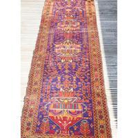 2.8m Long Antique Persian Runner Rug (2 of 10)