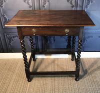 Oak Hall Table (4 of 9)