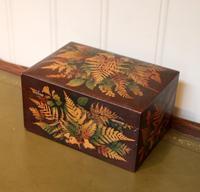 Mauchline Fernware Box (7 of 9)